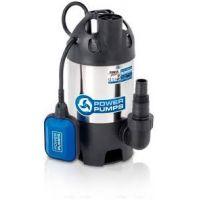 Помпа водна POWER  PLUS pow67822 бибо за мръсна вода / 400 W , воден стълб 5 м /