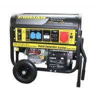 Бензинов генератор трифазен Firman FPG 8800TE2 / 6 kW /