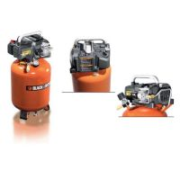 Електрически  компресор Black & Decker BD 195/24V-NK / 24 l , 10 bar /