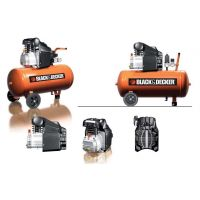 Електрически компресор Black and Decker BD205/50 / 50 l 8 bar /