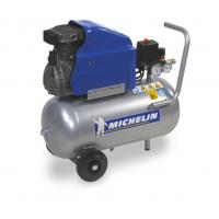 Монофазен електрически компресор Michelin MB 24 / 1.5 kW , 24 l /