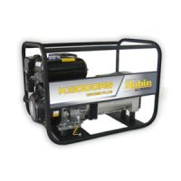 Бензинов генератор монофазен Subaru K8000RS / 7 kW , 4-тактов /