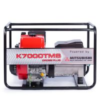 Бензинов генератор трифазен CROSS PLUS K7000TMS / 6.3 kVA /