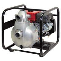 Бензинова самозасмукваща помпа Koshin 9A SERM-50V за високо налягане / 4.4 kW , воден стълб 90 м / с двигател MITSUBISHI GM182 - 2''