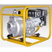 Бензинова напорна помпа Koshin SER-80EX / 6.6 kW , воден стълб 65 м / с двигател SUBARU EX27 - 3''