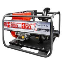 Центробежна помпа Koshin FD2M високо напорна / 9.5 kW , воден стълб 60 м / с двигател MITSUBISHI GM401 - 3''