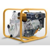 Бензинова нагнетателна помпа Koshin SEM-50 / 2,9 kW , воден стълб 50 м / с двигател SUBARU EX16 - 2''