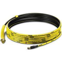 Маркуч за почистване на тръби и канали Karcher 15 м / подходящ за К2-К7 серийте /
