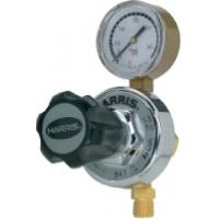 Регулатор за газопровод с един манометър Harris 847-1.5-AC / 25 bar /