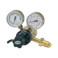 Регулатор с електрически подгряващ манометър Harris 911DB-30-L-CD / 300 bar /