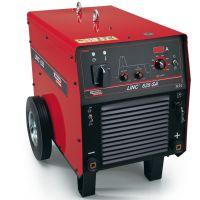 Монофазна/трифазна машина за ръчно електродъгово заваряване LINCOLN Linc 635-SA / 15-670 A /