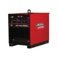 Монофазна/трифазна машина за ръчно електродъгово заваряване LINCOLN Hot Rod 500S-2 / 50-625 A, 400 V /