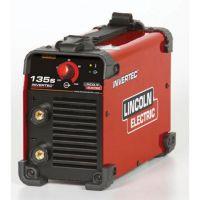 Монофазна инверторна заваръчна машина LINCOLN Invertec 135S / 10-120 A /