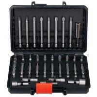 Комплект 38 части с битове и накрайници BLACK&DECKER / A7202 /