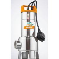 Потопяема дренажна помпа за промишлени води City Pumps RANGER 08/50MSS / Дебит 50-350 л/мин., воден стълб 5.5 м /