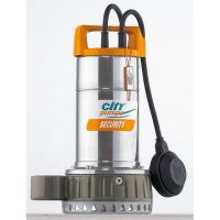 Потопяема дренажна помпа за промишлени води City Pumps SECURITY 8M / дебит 25-275 л/мин , воден стълб 11.5 м /
