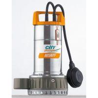 Потопяема дренажна помпа за промишлени води City Pumps SECURITY 18M / дебит 25-200 л/мин , воден стълб 16.5 м /