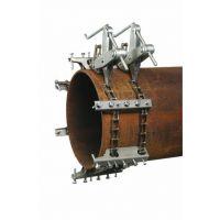 Верижен центратор с две вериги Weld Tech 2500 D / 5''-16''/