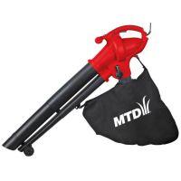 Листосъбирач електрически MTD  BV 2500 E / 2500 W ; 3 в 1 /