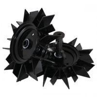 Комплект метални колела с полуоси Texas 16'' / за Future 6003B и Vision /