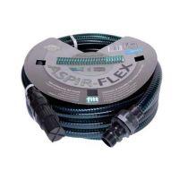 Маркуч PVC смукателен, комплект Valmon / 7м, 1'' / пластмасов смукател