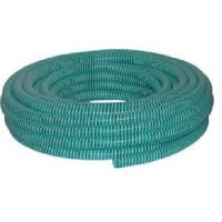 Смукателен PVC маркуч Valmon усилен с PVC спирала / 30 м , 38 мм /