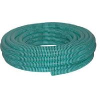 Смукателен PVC маркуч Valmon усилен с PVC спирала / 30 м , 50 мм /