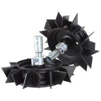 "Метални колела комплект с полуоси, размер 18"", Texas / за Vision 700 B , Vision 10B Vario /"