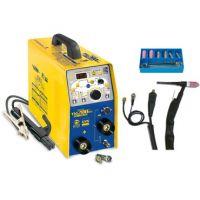 Заваръчен инвертор GYS GYSMI TIG 200 DC HF FV / MMA 10-120 A , TIG 5-180 A / с SR17DB