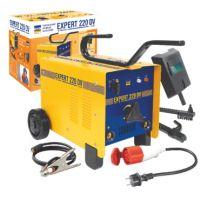 Електрожен GYS Expert 220 DV / 65-220 А / монофазен/трифазен