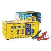 Автоматично акумулаторно зарядно устройство GYS Wattmatic 100 / 6V и 12 V /