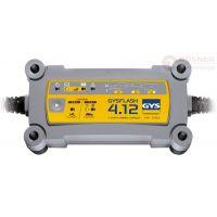 Автоматично акумулаторно зарядно устройство GYS GYSFLASH 4.12A / 12 V /