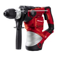 Перфоратор  Einhell TH-RH 1600 / 1600 W , 32 mm / със захват SDS+