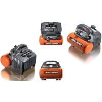Електрически компресор Black and Decker BD55/6 / 0.3 kW , 8 bar /