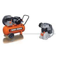Електрически компресор Black and Decker BD220-50-2M / 1.5 kW , 10 bar /
