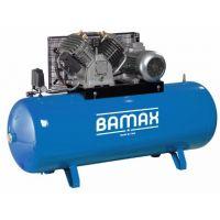Монофазен компресор BAMAX BX49G/270CM3 / 11 bar , 10 к.с. , 270 l /