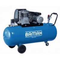 Трифазен компресор BAMAX BX39G/200CT3 / 10 bar , 3 к.с. , 200 l /
