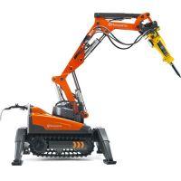 Многофункционален робот Husqvarna DXR 140 11 kW (хидравличен)