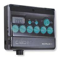 Компютър за напояване Multipla DC 9V /LCD, Claber