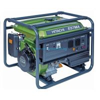 Генератор бензинов HITACHI E57MA с двигател MITSUBISHI OHV / 5700 W / монофазен
