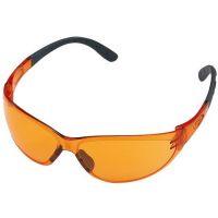 Предпазни очила UV-100% тъмнооранжеви, Contrast