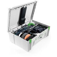 Комплект за мебели с полираща машина FESTOOL RAP 150-14 FE / 1200 W , Ø 150 мм , 600-1400 об/мин /