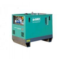 Дизелов генератор шумоизолиран IMER SILENTSTAR 13000D T AVR YN, 13 kW, с двигател YANMAR 3TNM72-HWG