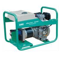Дизелов генератор шумоизолиран IMER MASTER 6010 DXL15 YN DE / 5.2 kW / с двигател YANMAR  L100