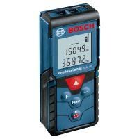 Лазерна ролетка  Bosch GLM 40 Professional / 40 метра ; 2 батерии /