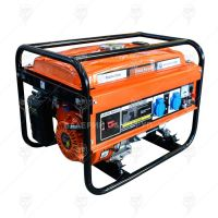 Бензинов генератор  Premium 2200 W ( бензинов монофазен)