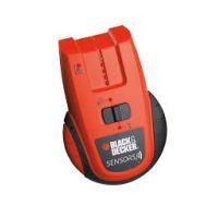 Мултифункционален детектор за напрежение Black and Decker BDS300 / 9 V , за метал, дърво и кабел  /