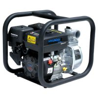 Моторна бензинова помпа Hyundai HY 50  с напор 27 m, дебит 30 m³/h ,5.5к.с. -2''