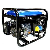 Бензинов мотогенератор Hyundai HY3100 / 2,8 kW /