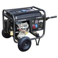 Мотогенератор трифазен Hyundai HY10000LEK / 3 - 10,25 kVA, ел. стартер